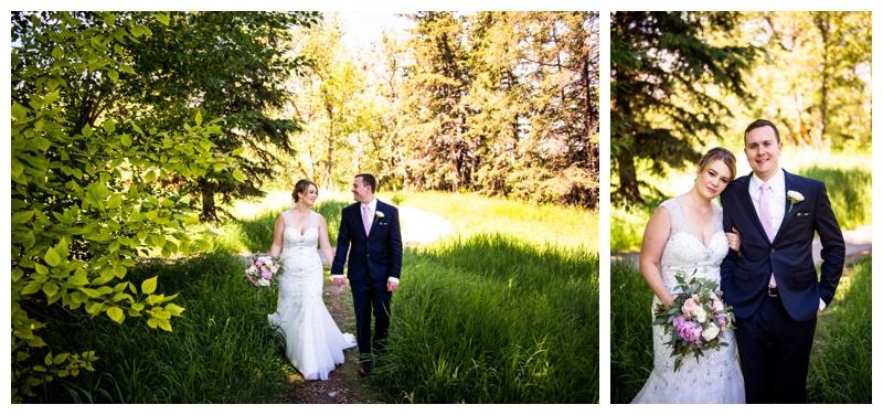 Calgary Valley Ridge Golf Course Wedding