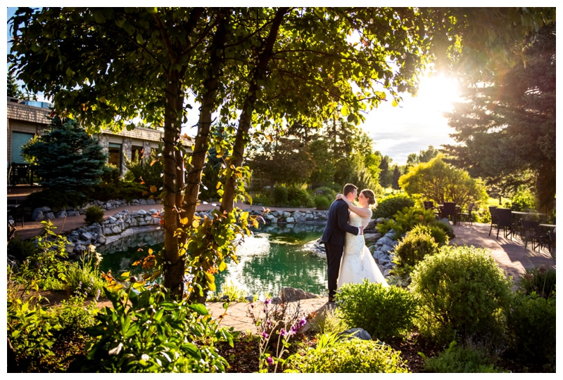 Calgary Valley Ridge Golf Course Wedding - Calgary Alberta Wedding Photographer