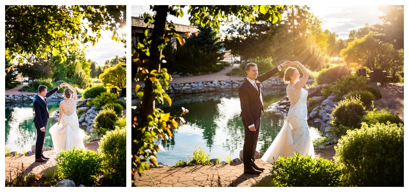 Calgary Valley Ridge Golf Course Wedding - Calgary Wedding Photographers