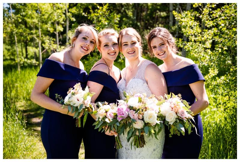 Calgary Valley Ridge Golf Course Wedding Photogarpher