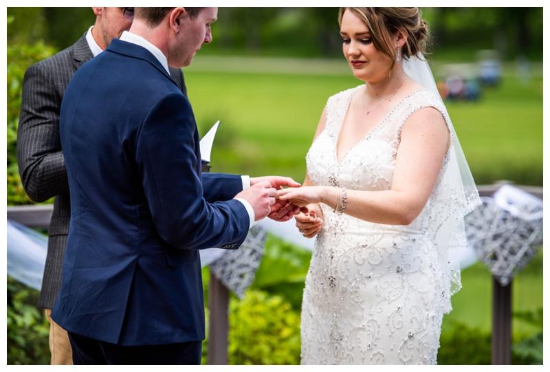 Calgary Wedding Photographer - Calgary Valley Ridge Golf Course Wedding