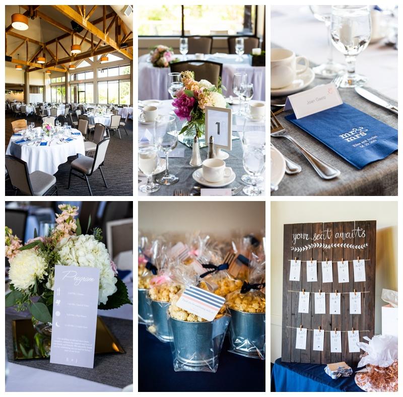 Calgary Wedding Photographer - Calgary Valley Ridge Golf Course Wedding Reception