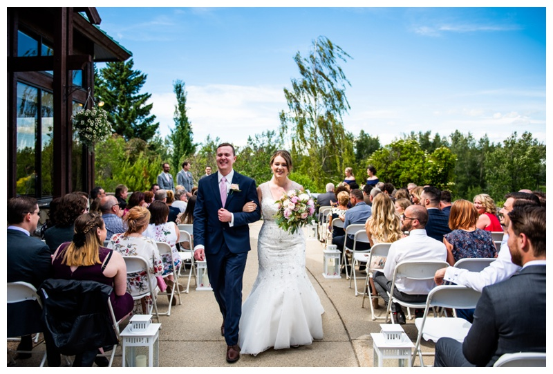 Calgary Wedding Photographers - Calgary Valley Ridge Golf Course Wedding