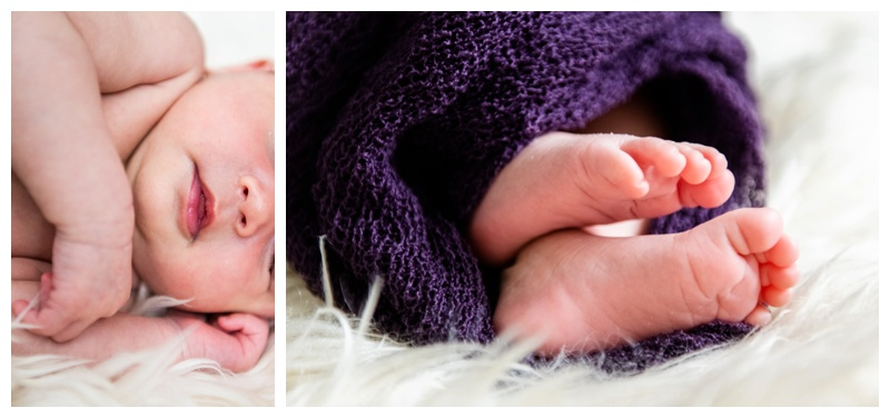 In Home Newborn Photographers Calgary