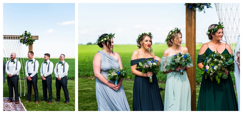 Olds Alberta Wedding Photographer - Ols Alberta Willow Lane Barn