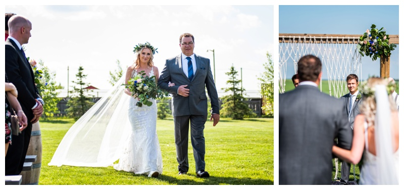 Olds Alberta Wedding Photographer - Willow Lane Barn Wedding