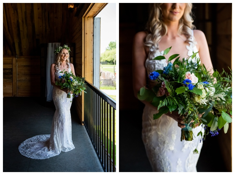Olds Willow Lane Barn Wedding Photography