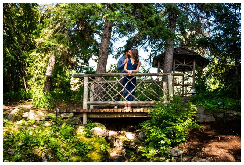 Reader Rock Garden Engagement Photos Calgary