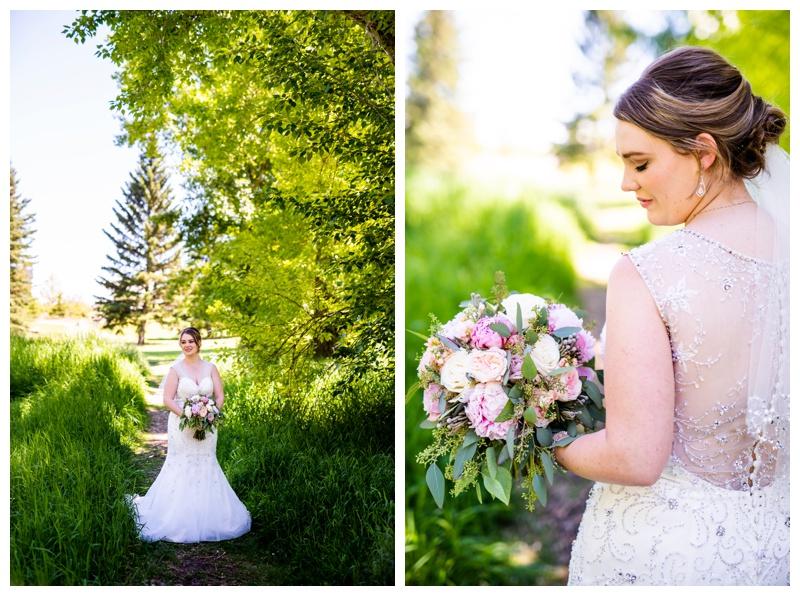 Valley Ridge Golf Course Wedding Photography Calgary