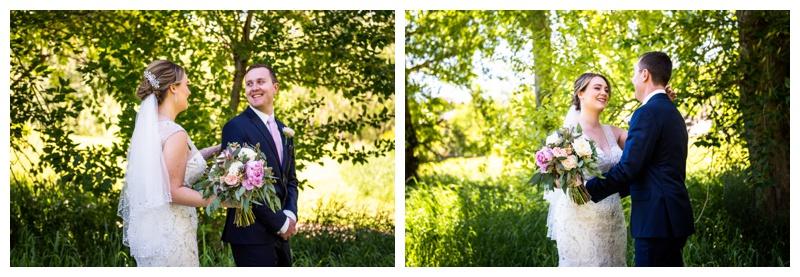 Valley Ridge Golf Course Wedding Photos