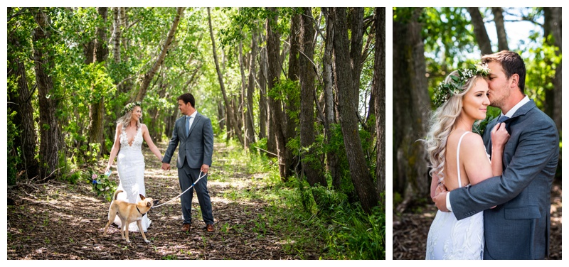 Willow Lane Barn Wedding Photographers Olds Alberta