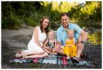 Bragg Creek Family Session   The Kimmins Family   Calgary Family Photographer