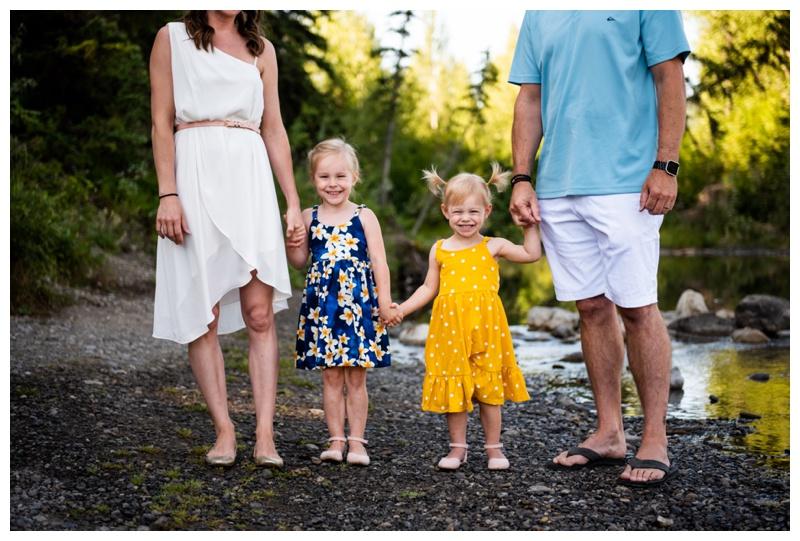 Bragg Creek Family Photos