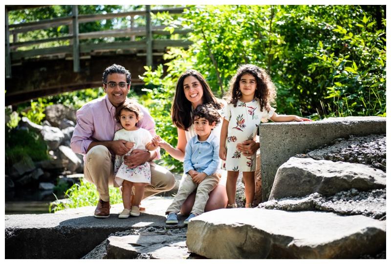 Calgary Confederation Park Family Photographer