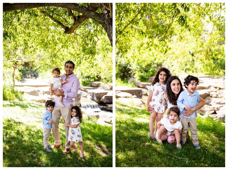 Calgary Confederation Park Family Photographers