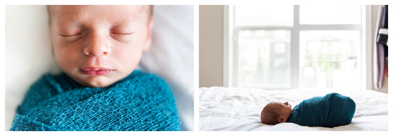 Calgary In Home Newborn Photographer