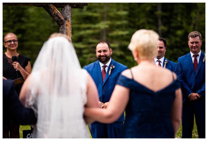 Canmore Ranch Wedding Photographers