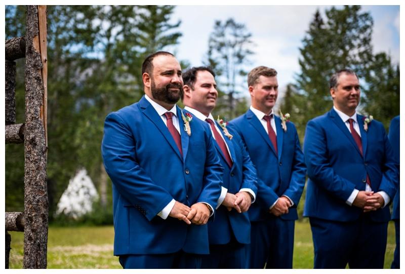 Canmore Ranch Wedding Photos