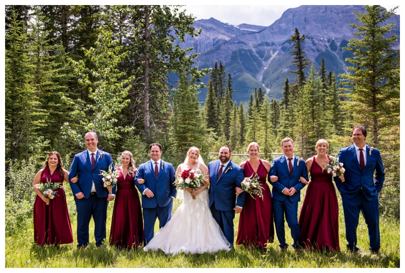 Canmore Wedding Photography - Canmore Ranch