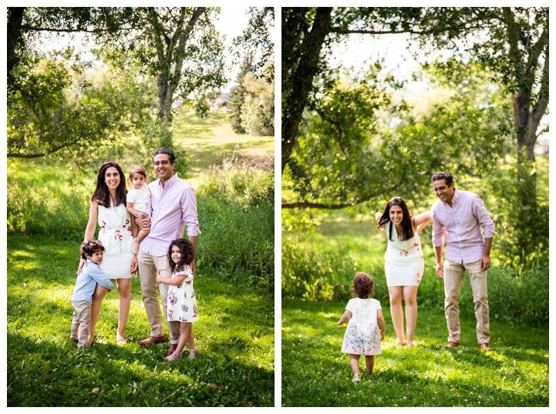 Confederation Park - Calgary Family Photographer