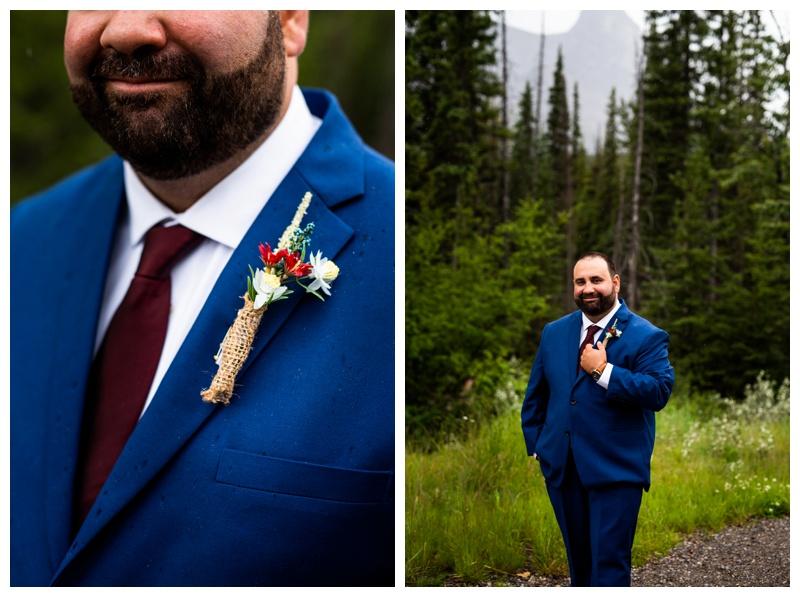 Cornerstone Wedding- Canmore Alberta