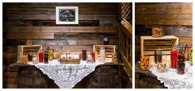 Cornerstone Wedding Reception Photos- Canmore Alberta