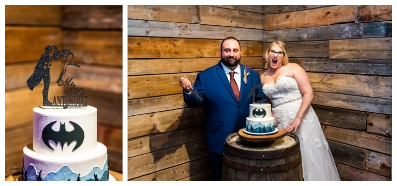 Cornerstone Weddings - Cake Cutting Photos
