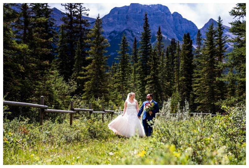 Cornerstone Weddings- Canmore Alberta