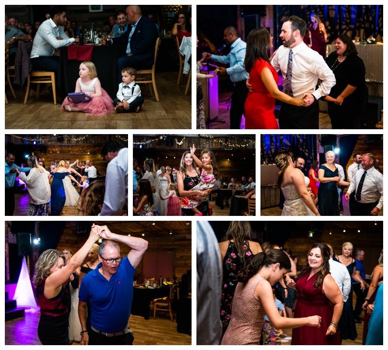Cornerstone Weddings - Dance Party Photos