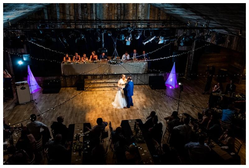 Cornerstone Weddings - First Dance Photo