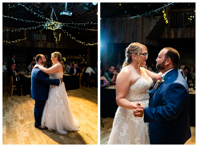 Cornerstone Weddings - First Dance Photography