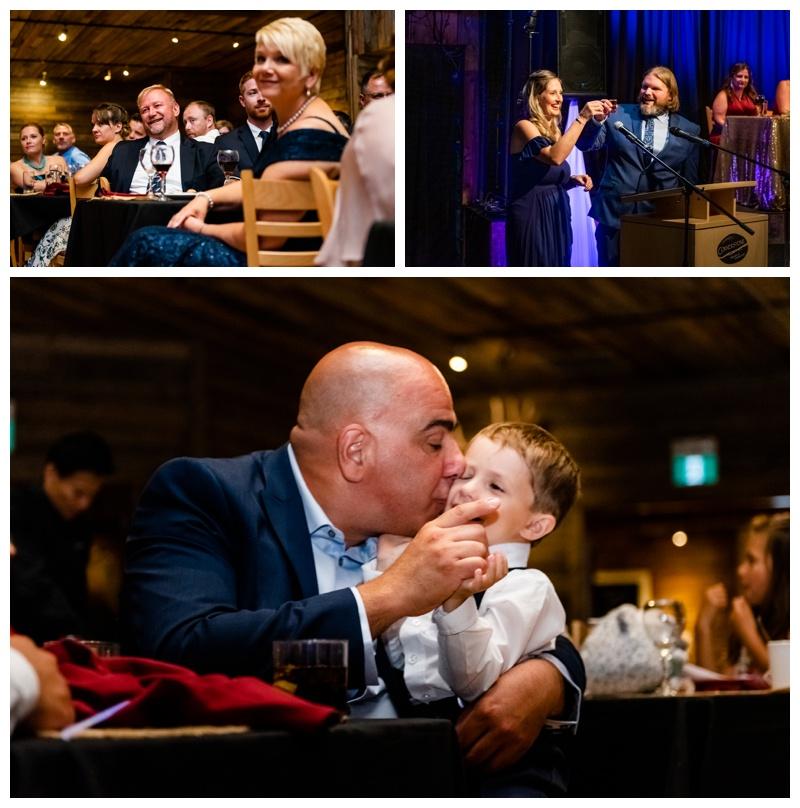 Cornerstone Weddings - Reception Photography
