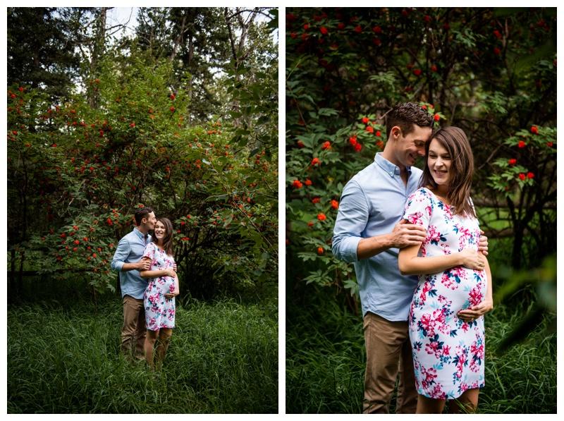 Maternity & Newborn Photographers Calgary