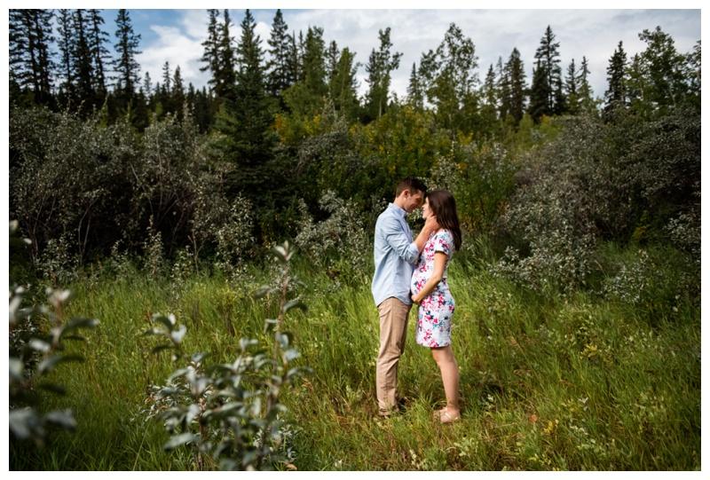 Maternity Photo Session Calgary