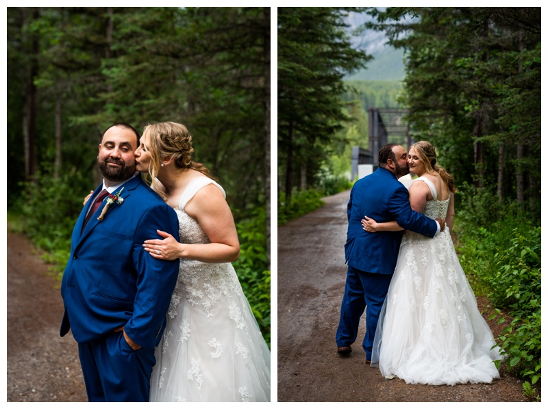 Town of Canmore Wedding Photographer