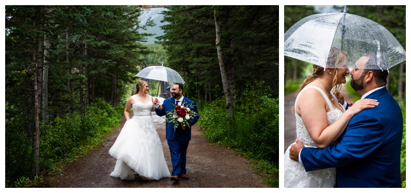 Town of Canmore Wedding Photographers