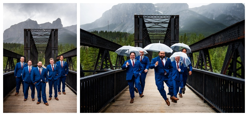 Wedding Photographer Canmore