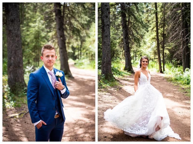 Bride & Grooms Photos - Calgary Wedding Photographer