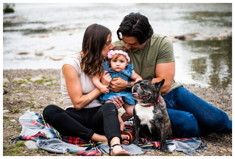 Calgary Family Photographer - Sandy Beach Family Session