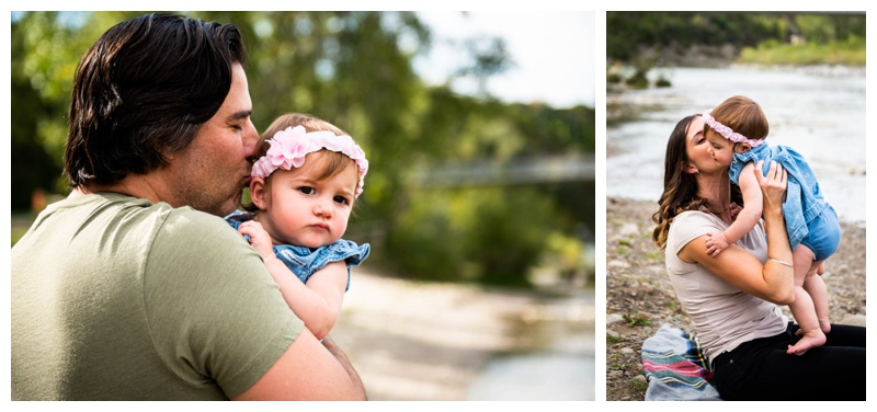 Calgary Family Photography - Sandy Beach Family Session