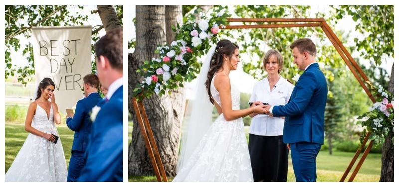 Calgary Photographer - Dewinton Community Hall Wedding Photography