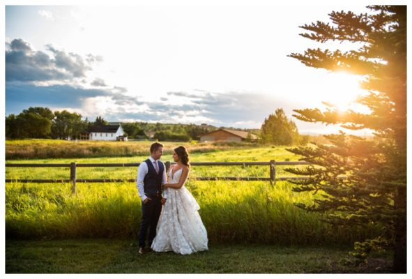 Dewinton Community Hall Wedding | Dylan & Nicole | Calgary Wedding Photographer