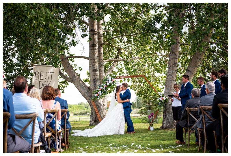 Calgary Wedding Venue - Dewinton Community Hall