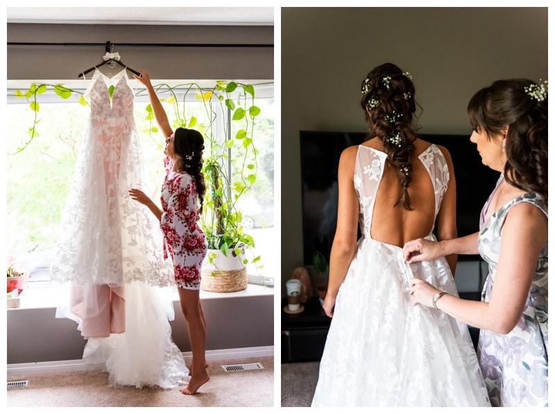 Dewinton Community Hall Wedding - Calgary Wedding Photographer