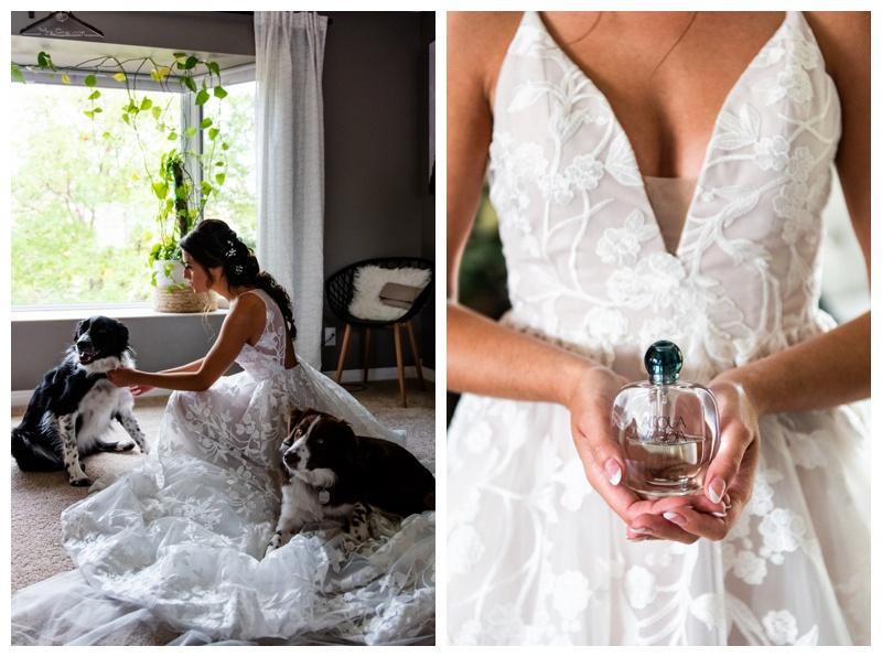 Dewinton Community Hall Wedding - Calgary Wedding Photographers