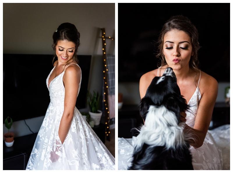 Dewinton Community Hall Wedding - Calgary Wedding Photography