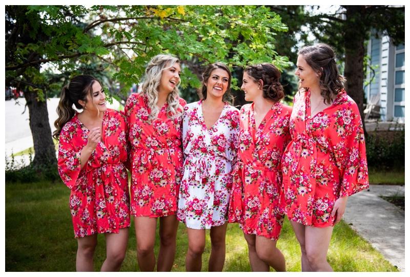 Dewinton Community Hall Wedding Photos