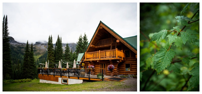Fernie Island Lake Lodge Wedding