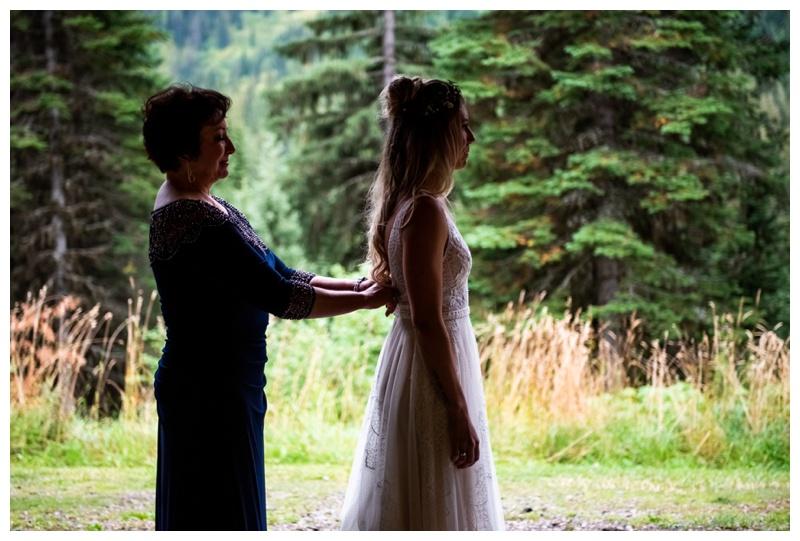 Island Lake Lodge Wedding