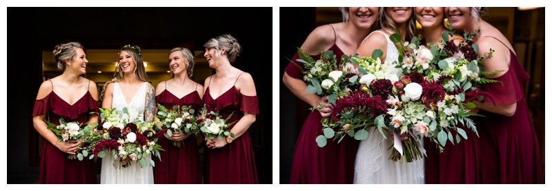 Island Lake Lodge Wedding - Bridesmiad Photography